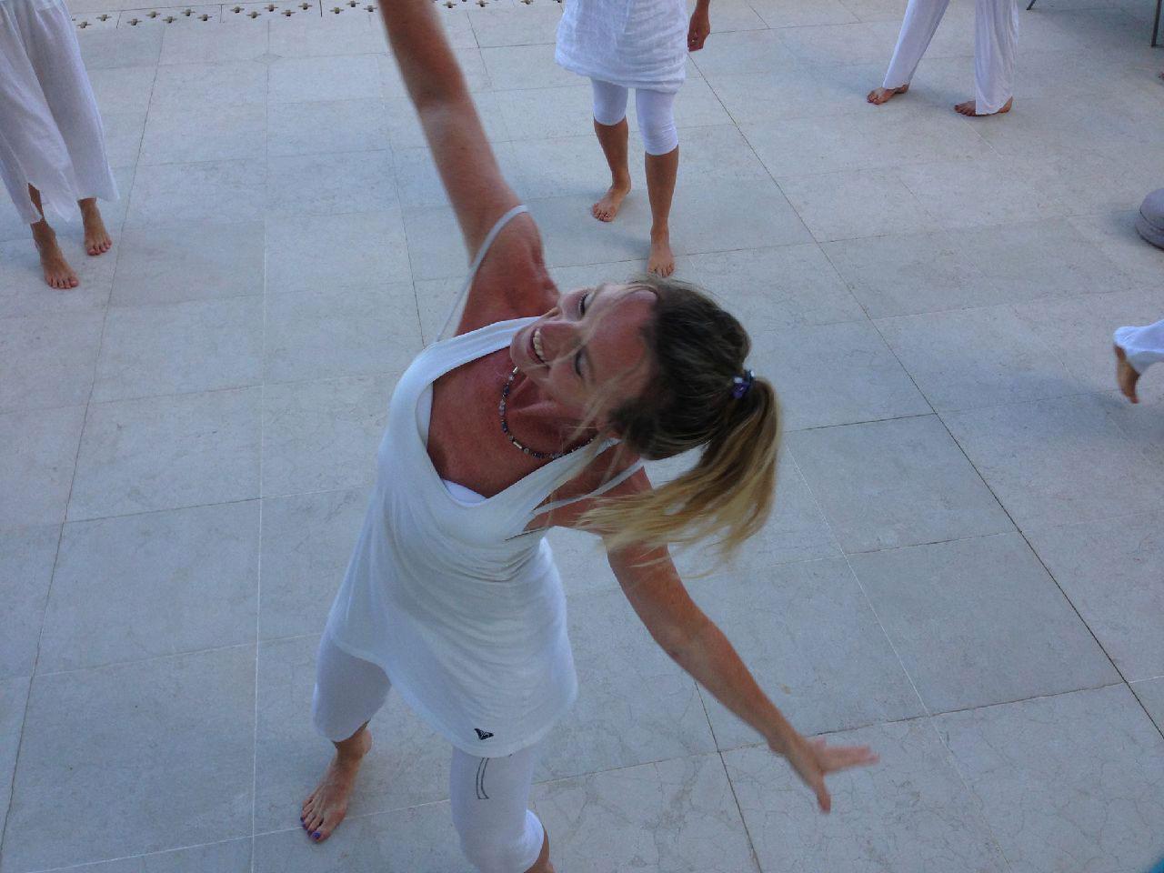 Shakti Dance Sonja rosa Rössler