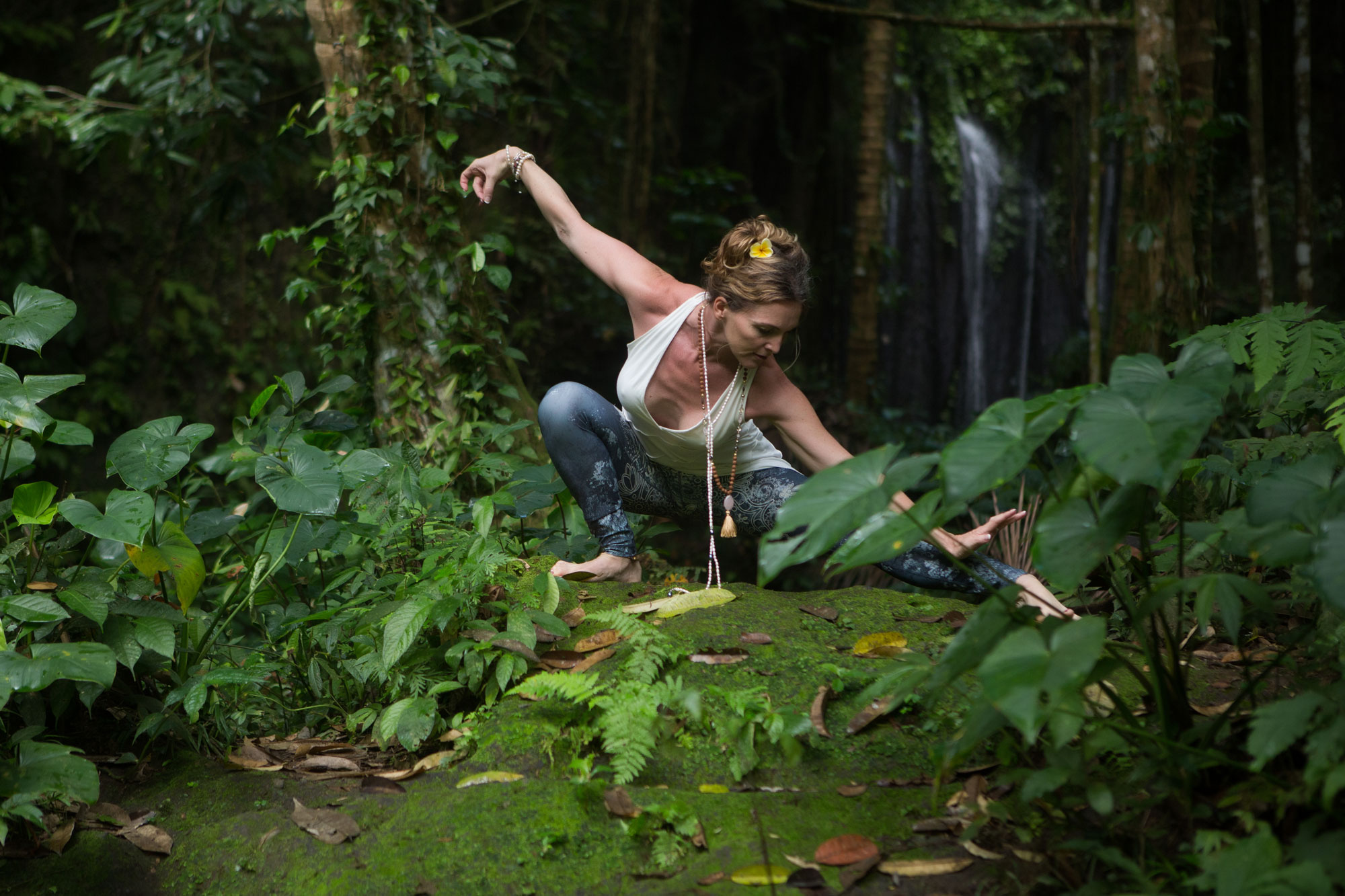 organic Bali Yogaretreat